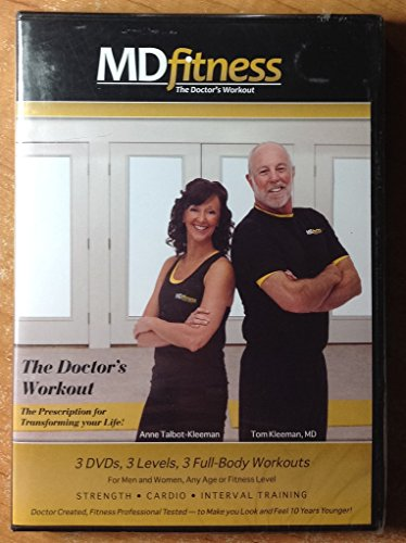 MDfitness The Doctors Workout Program product image