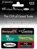 Darden Restaurants $25 Gift Card