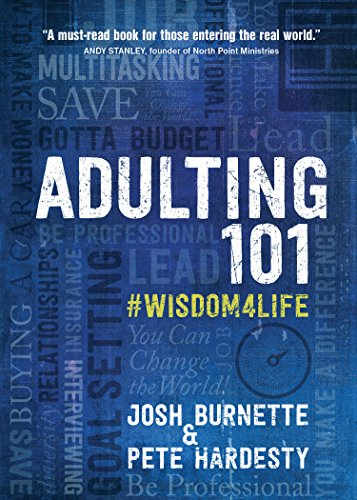 Adulting 101: #Wisdom4Life cover