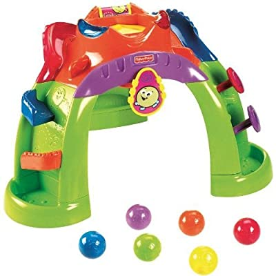 Fisher-price Stand-up Ballcano by Fisher-Price