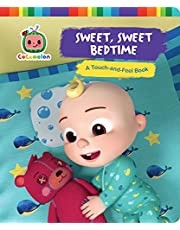 Sweet, Sweet Bedtime: A Touch-and-Feel Book