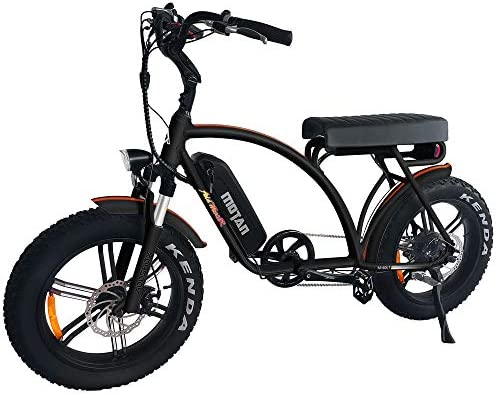 2019 Editors Choice For Best Electric Bikes Prices >> Addmotor Motan M 60 L7 R7 48v 750 Watt Electric Beach Cruiser Bicycle For Adults 11 6ah Lithium Battery 20 Inch Fat Tire Electric Bikes Mini Motobike