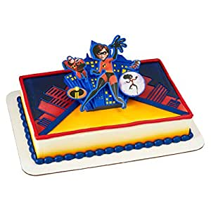 Amazon.com: The Incredibles 2 - We Are Incredible Cake ...