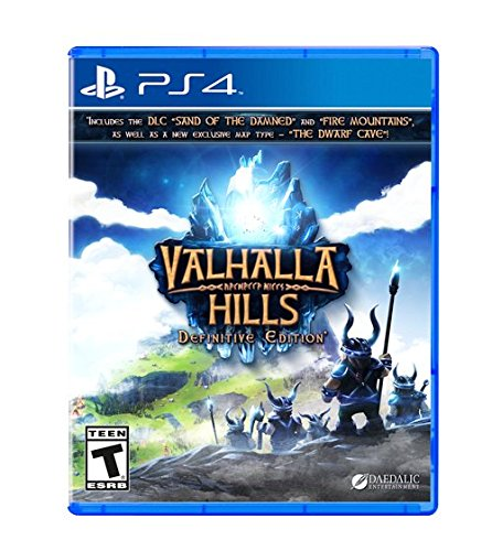 Valhalla Hills - Definitive Edition (PS4) - PlayStation 4