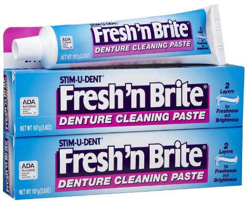 fresh-n-brite-denture-cleaning-paste-38-ounce-pack-of-2