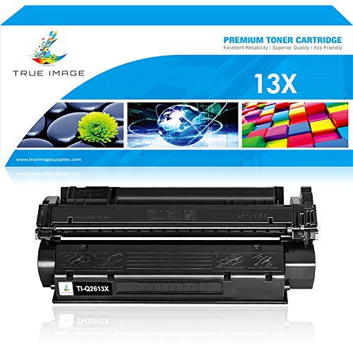 True Image Compatible Toner Cartridge Replacement for HP Q2613A C7115X C7115A Q2613X HP Laserjet 1300 13A 13X 15A 15X Toner Cartridge for HP 1300 1300N 3380 1150 1200 1200N 1220 3300 3330 Printer Ink
