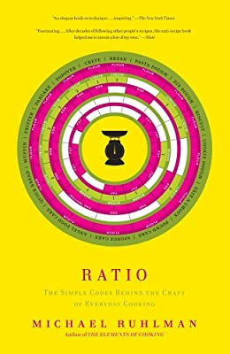 Ratio: The Simple Codes Behind the Craft of Everyday Cooking ...