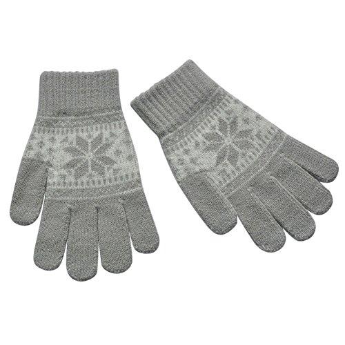 Women'S Winter Touchscreen Gants For Smartphone Tablet Full Finger Mitten Glove