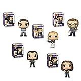 Funko Pop! Television Buffy the Vampire 20th Anniversary Set of 5 - Buffy, Xander, Giles, Faith and Dark Willow
