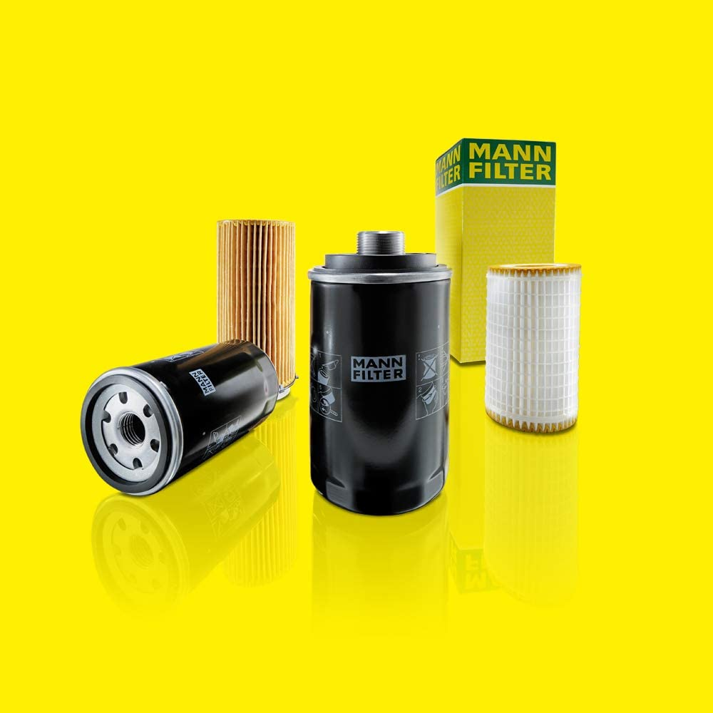 for Cars and Utility Vehicles MANN-FILTER W 7053 Oil Filter