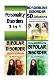 img - for Personality Disorders: 3 in 1 Borderline and Bipolar Personality Disorder Combo book / textbook / text book