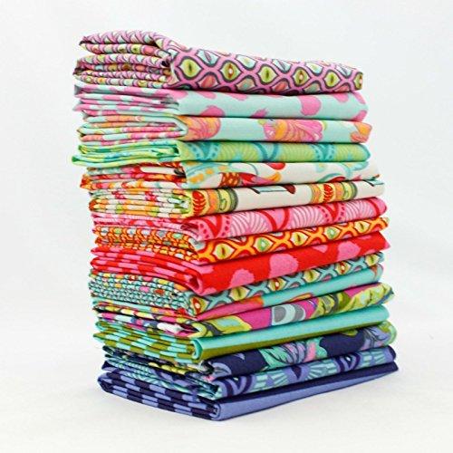 Tabby Road - Fat Eigths Bundle (TP.TR.26F8) by Tula Pink for Freespirit Free Spirit Fabrics