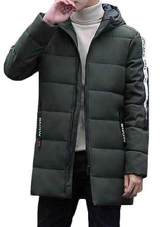 Amazon.com: Yayu - Chaqueta de invierno con capucha ...