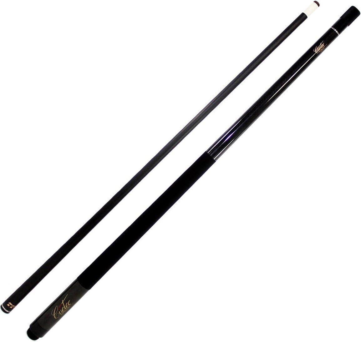 "Cuetec Graphite Series 58"" 2-Piece Composite Billiard Pool Cue"
