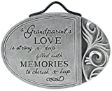 Carson Home Accents Grandparent's Peaceful Reflections Garden Stake
