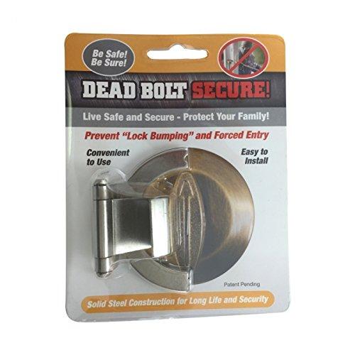 Dead Bolt Secure Prevent Lock Bumping
