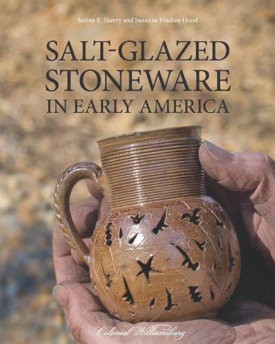 Salt-glazed Stoneware in Early (Early Stoneware)
