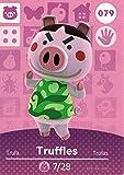 Animal Crossing Happy Home Designer Amiibo Card Truffles 079/100