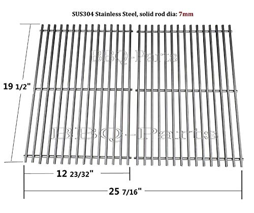 Buy way to clean grill grates stainless steel