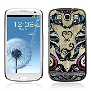 YOYOSHOP [Beautiful Zodiac Twins Sign] Samsung Galaxy S3 Case