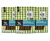 I and love and you'' Fresh All Rover Dental Bones Grain Free Dog Chews, 5 Small Dog Chews, 3.5 oz (Pack of 3)