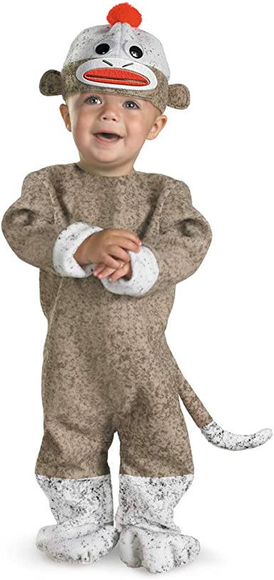 Brand New Adorable Monkey Outfit Infant Costume
