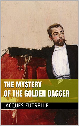 book cover of Mystery Of The Golden Dagger