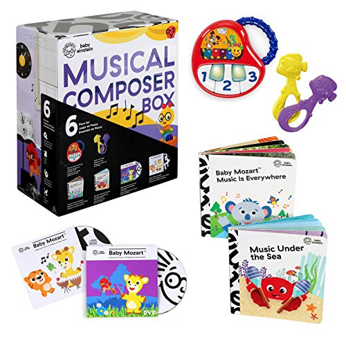 Baby Einstein Musical Discovery Experience Box (Experience Gift Pack)