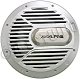SWR-M100 - Alpine 10'' Single 4-Ohm Type-R Marine Subwoofer