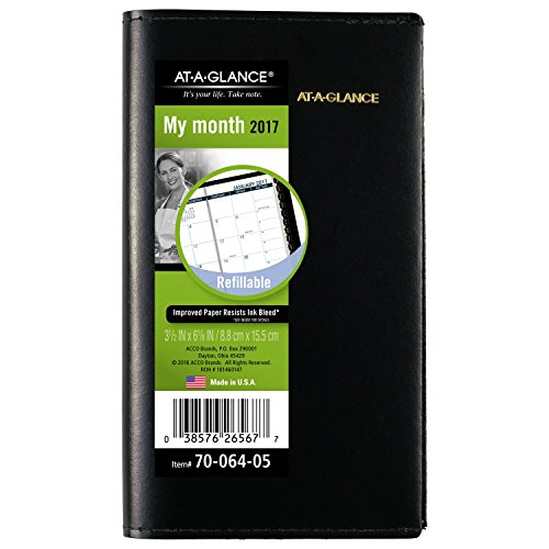 GLANCE Monthly Appointment Refillable 70 064 05