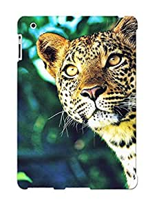Appearance Snap-on Case Designed For Ipad 2/3/4- Animal Leopard(best Gifts For Lovers)