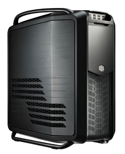 Cooler Master Cosmos II - Ultra Tower Computer Case with Aluminum and Steel Body (RC-1200-KKN1) (Ultra Full Tower Computer Case)