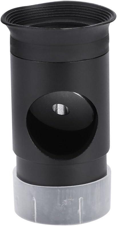 Qiilu Ocular de colimación óptica de 1,25 Pulgadas, Ocular de colimación del telescopio astronómico