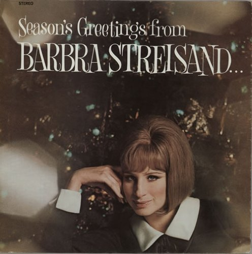 Seasons Greetings From Barbra Streisand   Friends