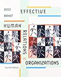 img - for Effective Human Relations in Organizations book / textbook / text book