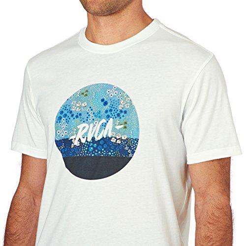 RVCA T-shirts - RVCA Lei Motors T-Shirt - White