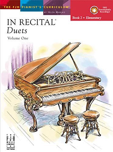 FJH1611 - In Recital Duets - Volume One - Book 2