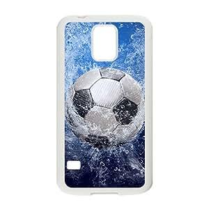 Zero Water Football Custom Protective Hard Phone Cae For Samsung Galaxy S5