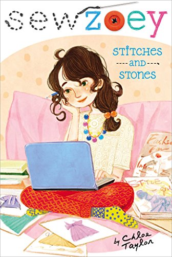Stitches And Stones Sew Zoey Book 4 Kindle Edition By Chloe