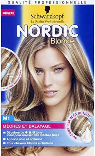 Schwarzkopf – Nordic Blonde – camomila, Coloración Permanente ...