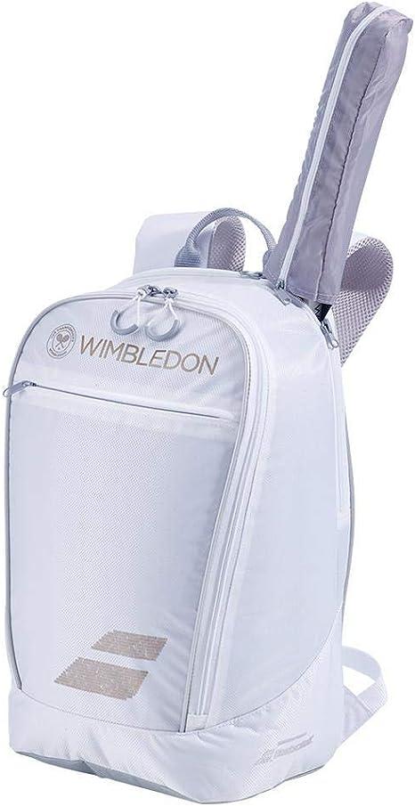 Babolat Mochila Club Wimbledon Blanco: Amazon.es: Deportes y aire ...