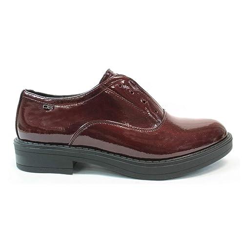 sneakers for cheap 73ebe 522f4 06 MILANO - Francesina da Donna Stringata, Autunno/Inverno ...