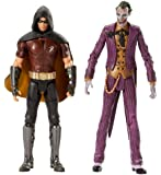 Batman Legacy Arkham City Robin And The Joker Collector Figure 2-Pack
