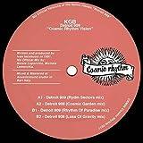 KGB - Detroit 909 (Cosmic Rhythm Vision) - Cosmic Rhythm - CRM05