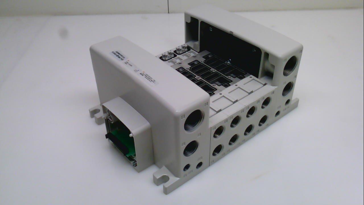 Smc Vv5qc4-Duu02280 Pneumatic Manifold Vv5qc4-Duu02280