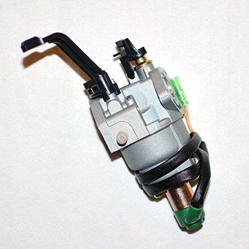 1UQ Manual Choke Carburetor Carb For Troy-Bilt XP 7000 10500 Watt 30477 030477 Gas Generator
