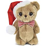 Bearington Big Head Nick Christmas Plush Stuffed Animal Teddy Bear, 8""