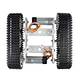 MOUNTAIN_ARK Tracked Robot Smart Car Platform