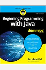 Beginning Programming with Java For Dummies (For Dummies (Computers)) Kindle Edition