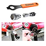 Oumers Bike Crank Extractor/Arm Remover and Bottom